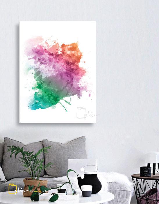 Colorato - Classic Gallery Wrap