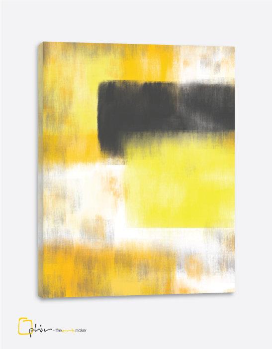 Giallo II - Classic Gallery Wrap