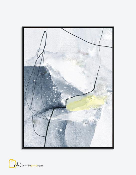 Scintillio III - Floater Frame