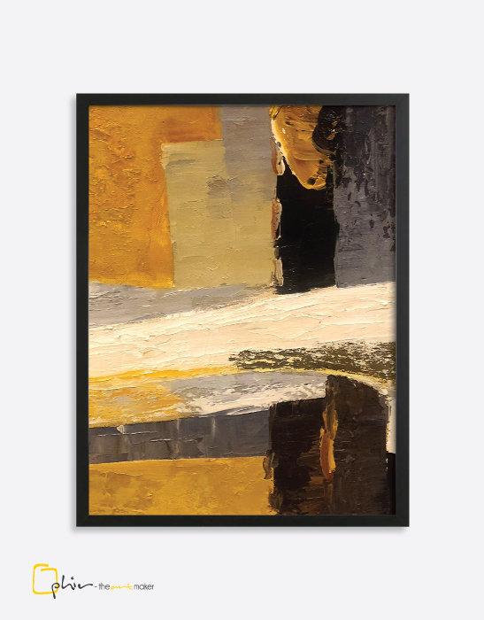 Aureum - Wooden Frame