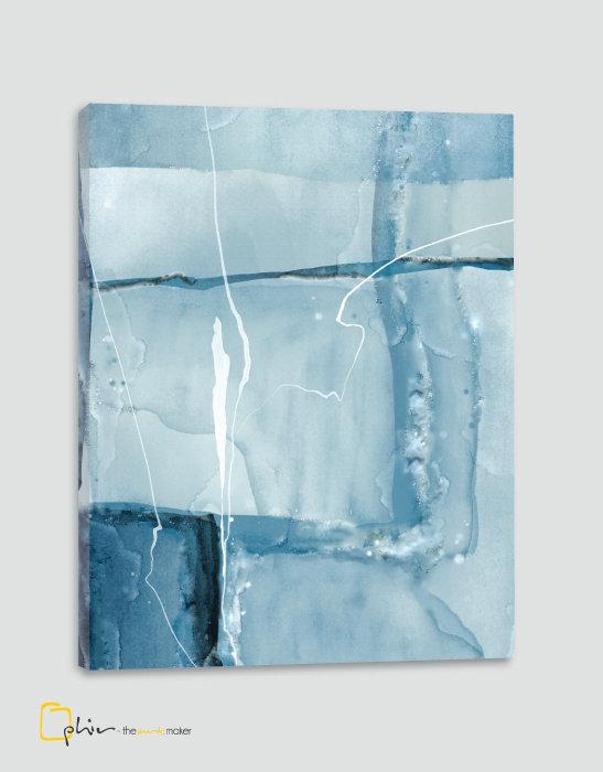 Bleu Parfait - Classic Gallery Wrap