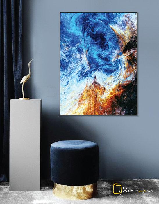 Galaxia - Floater Frame - Black