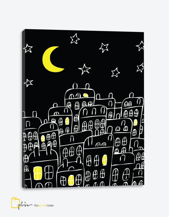 Starry Night - Classic Gallery Wrap