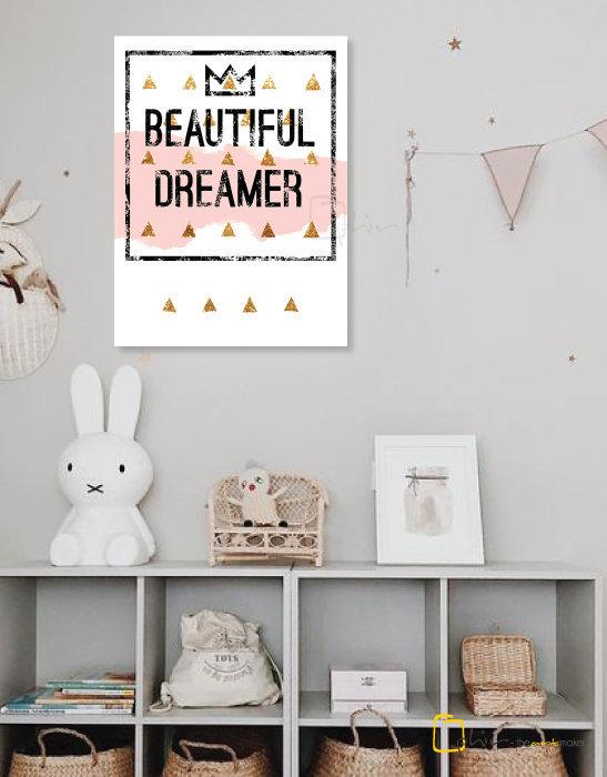 Beautiful Dreamer - Classic Gallery Wrap
